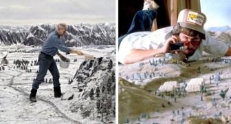 Plus de 20 scènes de films mémorables qui ne sont rien d'autres que des miniatures... exceptionnelles !