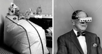 19 assurde invenzioni del passato che non hanno superato la prova del tempo... Per fortuna!