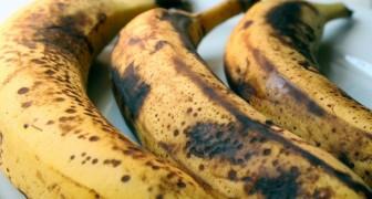 Heb je overrijpe bananen? Je kunt ze in een handomdraai in een heerlijk dessert veranderen