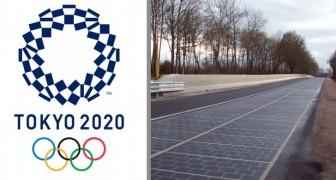 Tokyo ha iniziato ad installare strade solari per produrre energia in vista delle Olimpiadi 2020