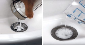 How to unclog a drain in less than a minute! A simple and natural method!