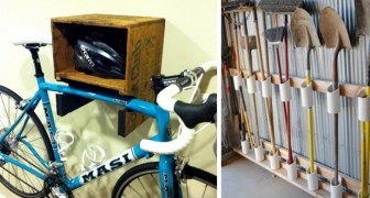 10 practical and ingenious ideas for organizing your garage