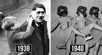 18 zeldzame foto's uit de 20ste eeuw waarvan de kans heel klein is dat je die in geschiedenisboeken hebt gezien