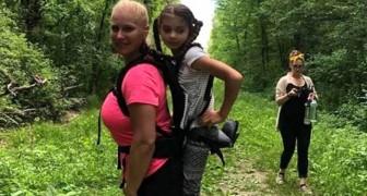 Het gehandicapte meisje kan niet mee op het eindejaars schoolreisje: de juf komt met een ontroerend idee