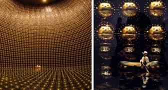 Super-Kamiokande: alla scoperta dell'immensa camera d'oro in cui si studia il movimento dei neutrini