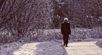 En kvinna ber om hjälp efter en väns död: svaret från en äldre man berör alla