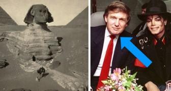 18 rare foto che gettano luce su alcuni dettagli della storia