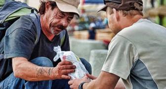 Les pauvres sont réellement plus généreux que les riches : la science le confirme... et nous explique pourquoi