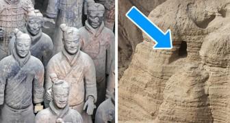7 découvertes archéologiques importantes qui ont été le fruit d'un PUR HASARD. Le saviez-vous ?