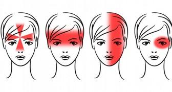 Was verursacht die Kopfschmerzen und wie können Sie sie los werden