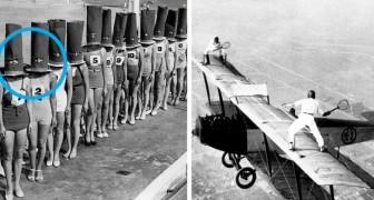 27 photos historiques qui démontrent que dans le passé, le monde était aussi fou qu'aujourd'hui