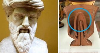 La coupe de Pythagore : le verre qui démasquait les ivrognes, inventé par Pythagore. Voici comment elle fonctionne
