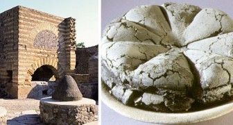 Pompéi antique : la ville enfouie par l'éruption du Vésuve restitue un pain de 2000 ans INTACT