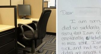 Questa donna si è licenziata scrivendo al suo capo una memorabile lettera di preavviso