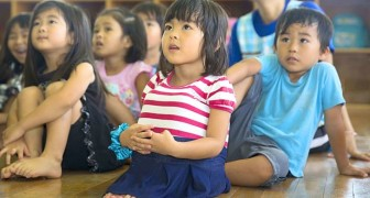 Questi sono i 7 segreti dell'educazione orientale per crescere bambini di successo