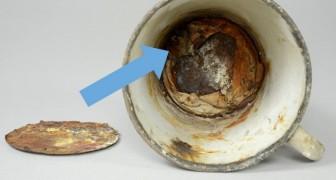Cette tasse provenant d'Auschwitz a gardé un secret tragique pendant 70 ans