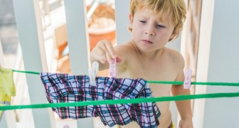 10 faccende domestiche che i vostri figli possono fare senza troppa supervisione