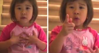 Mamma en pappa maken voor de zoveelste keer ruzie: het 6-jarige meisje roept ze tot de orde met een geweldige levensles