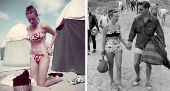Deze 15 foto's bewijzen dat onze strandfoto's nooit zo mooi zullen zijn als die van opa en oma
