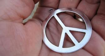 Come è nato il famoso simbolo della pace?