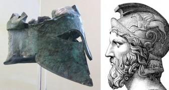 Het verhaal van de helm van Miltiades... en van de strijd die de loop van de geschiedenis veranderde