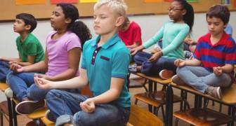 Immer mehr Schulen ersetzen Bestrafungen durch Meditation und die erzielten Ergebnisse sind ausgezeichnet