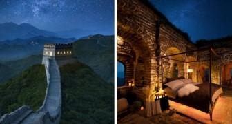Dormire nella Grande Muraglia Cinese? Oggi puoi... con Airbnb!