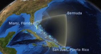 Het mysterie van de Bermudadriehoek zou eindelijk kunnen zijn ontrafeld