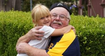 Los abuelos que se ocupan de los nietos viven mas tiempo: un estudio lo confirma!
