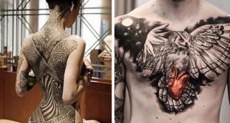 26 tatouages tellement réalistes que vous ne croirez pas qu'ils ont été faits par les mains de l'homme