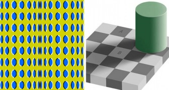 13 sorprendenti illusioni ottiche che vi manderanno in tilt il cervello