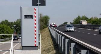 Un comando de policía revela el truco infalible para evitar de tomar multas por exceso de velocidad: respetar los límites