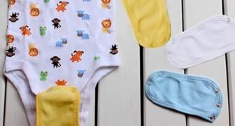 Ecco un accessorio che farà risparmiare molti soldi a tutti i neo-genitori... un'ottima idea da regalare!