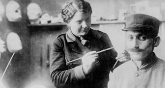 Anna Coleman: Die Frau, die im Ersten Weltkrieg die Gesichter und Leben der verstümmelten Soldaten wieder aufgebaut hat