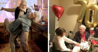 20 par som visar att äkta kärlek vekligen kan vara för alltid