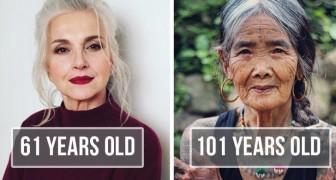17 personnes qui sont profondément fières de leur âge
