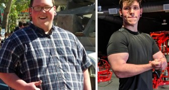 This young man has lost 108 kg in just two years! His story is an invitation for everyone to stop making excuses!