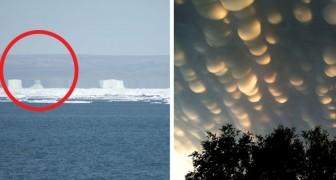 10 spectaculaire weersverschijnselen die je heel gemakkelijk aan zou kunnen zien voor iets bovennatuurlijks