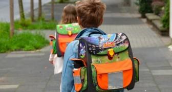 Se o seu filho tem medo de começar a escola, estas são algumas sugestões para fazer com que ele supere os medos