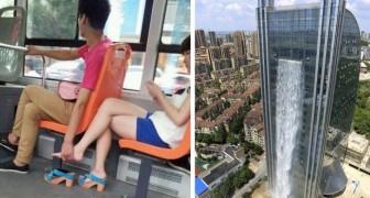 28 choses bizarres qui ne peuvent arriver qu'en Asie