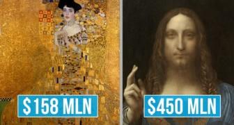 I 10 dipinti più costosi che esistano oggi al mondo