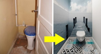 14 onopvallende kamers die door geniale verbouwingen kleine designjuweeltjes zijn geworden