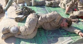 Il metodo dei marines per addormentarsi in 2 minuti in qualsiasi condizione