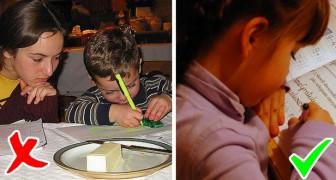 3 raisons pour lesquelles les parents ne devraient pas aider leurs enfants à faire leurs devoirs