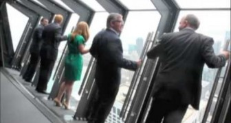 A breath taking window in Chicago !