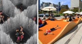 15 exemples d'aménagement urbain que nous aimerions tous avoir dans nos villes