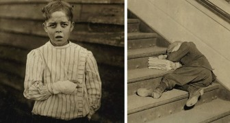 Ces 23 photos du début du 20e siècle nous montrent comment vivaient les enfants travailleurs avant l'abolition du travail des mineurs