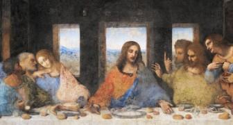 Un nuovo mistero sull'Ultima Cena: emergono delle gemme preziose incastonate sulle vesti degli apostoli