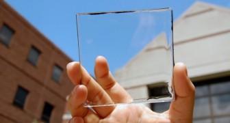 Diese transparenten Solarmodule verwandeln Fenster in Ökostrom-Kollektoren.
