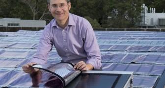 Dall'Australia arrivano i primi pannelli solari stampabili a casa: saranno una rivoluzione green storica